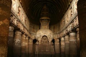 Ajantâ : les grottes sacrées de l'Inde