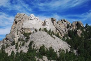 Le Mont Rushmore : le symbole patriote des Etats-Unis