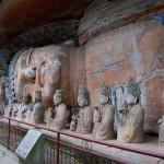 Sculptures rupestres de Dazu