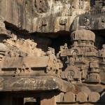 Le temple de Kailāsa