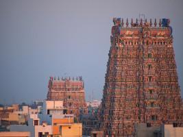 Temple de Mînâkshî : le joyau dravidien de Madurai
