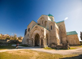 Cathédrale de Bagrati: le monument géorgien