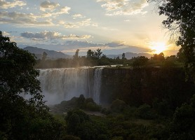 Les chutes du Nil Bleu : les larmes de Dieu...