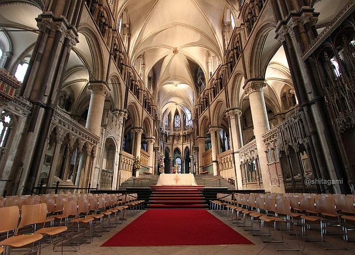 Cathédrale de Canterbury: un symbole anglican
