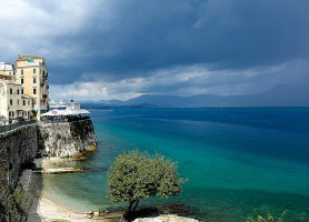 Corfou: l'île d'émeraude