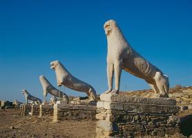 Delos: la magnifique île archéologique grecque