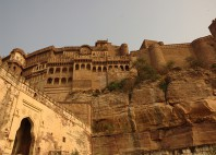 Fort de Mehrangarh