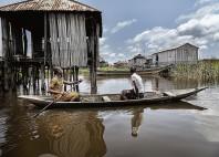 Village lacustre de Ganvié