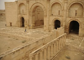 Hatra: un passionnant voyage antique de découvertes