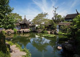 Jardins classiques de Suzhou : un bol d'air frais