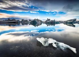 Lagon de Jokulsarlon: une beauté au naturel
