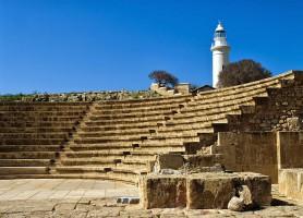 Parc archéologique de Kato Paphos : entre mythe et histoire