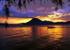 Lac Atitlan: une succession de vues fabuleuses