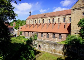 Monastère de Maulbronn: un joyau médiéval intact