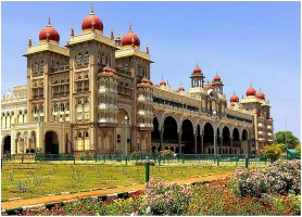 Palais de Mysore: l'expression de la notoriété des Maharajas