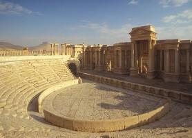 Palmyre: la merveilleuse cité antique