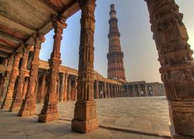 Qûtb Minâr: l'impressionnant symbole de New Delhi