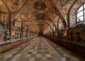Résidence de Munich: le prestigieux palais de la beauté