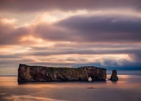 Rocher Percé  : un ingénieux ouvrage de la nature