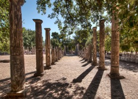 Site archéologique d'Olympie: au cœur de l'antiquité grecque