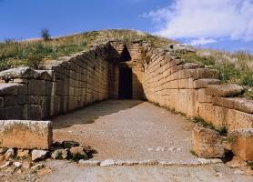 Sites archéologiques de Mycènes: l'histoire ne meurt jamais!