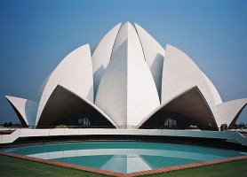 Temple du Lotus : contemplez la fleur de New Delhi