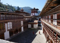 Dzong de Trongsa
