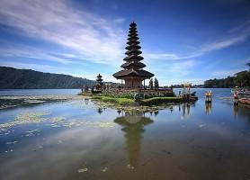 Pura Ulun Danu Bratan : un temple directionnel pour Bali