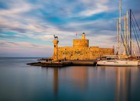 Ville médiévale de Rhodes: une historique ville à découvrir