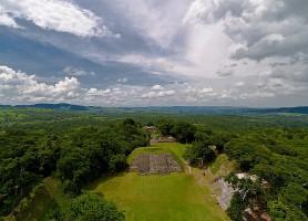 Ruines de Xunantunich : mythique civilisation des Mayas
