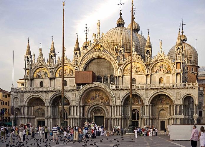 Basilique saint marc venise 5 bonnes raisons de la visiter - Cristaux de soude saint marc ...