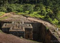 Églises rupestres de Lalibela