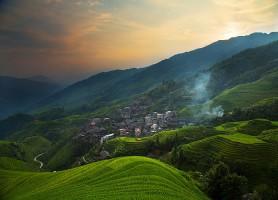 Rizières de Longji : des terrasses de riz à perte de vue