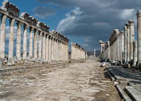 Apamée: une cité antique à explorer