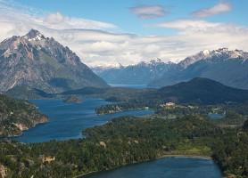 Bariloche : une ville exquise où réside le beau