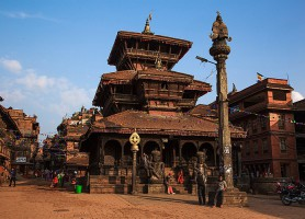Bhaktapur: la belle ville du Népal
