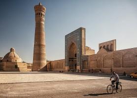 Boukhara : la ville aux 140 monuments !