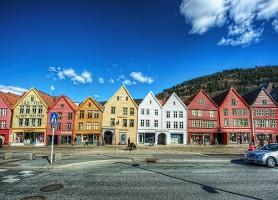 Bryggen: le magnifique quartier portuaire