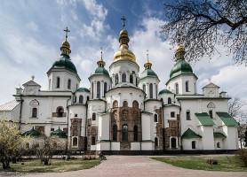 Cathédrale Sainte-Sophie de Kiev : une référence en Ukraine