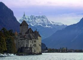 Château de Chillon : un paradis sur terre