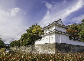 Château de Nijō: 400 ans d'histoire