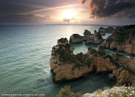Côte Algarve: une perle rare de la Méditerranée