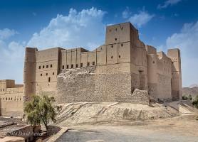 Fort de Bahla : une citadelle médiévale