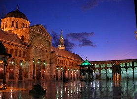 Grande Mosquée des Omeyyades: le summum de l'art islamique