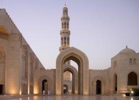 Grande Mosquée du Sultan Qabus: là où tout est grand!