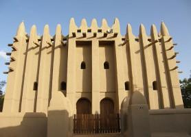 Grande mosquée de Mopti : la majestueuse tour de pierres de l'Islam