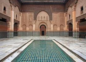 Médina de Marrakech: la belle ville rouge marocaine
