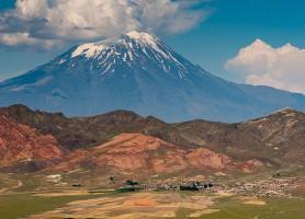 Mont Ararat: le légendaire mont turc