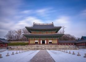 Palais de Changdeokgung : le domicile royal !