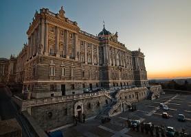 Palais royal de Madrid : la résidence des rois d'Espagne